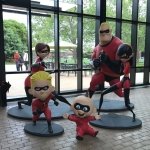 Pixar Visit The Incredibles