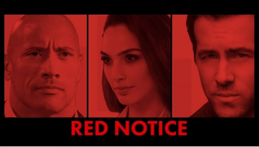 Netflix Acquires 'Red Notice' Starring Dwayne Johnson, Gal Gadot, and Ryan Reynolds