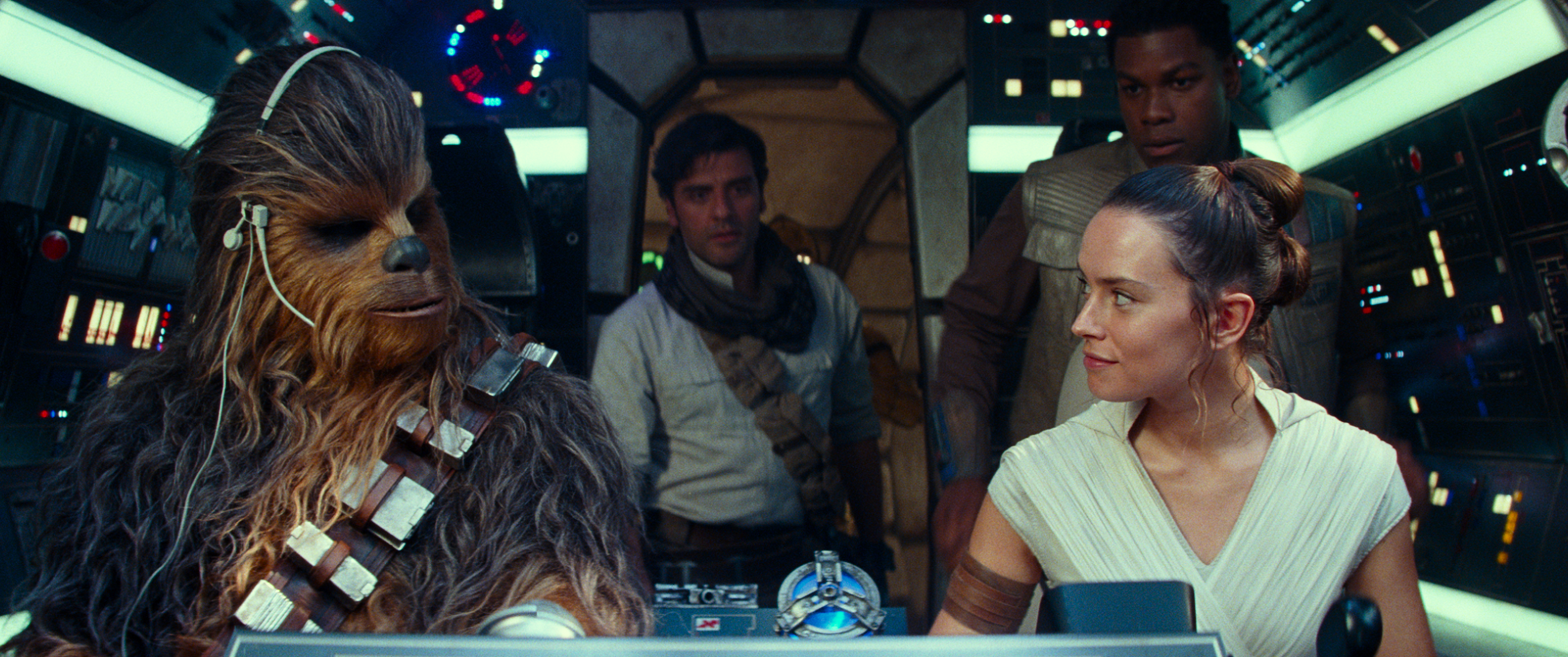 What The Star Wars Legacy Means To The Cast And Crew Of The Rise Of Skywalker