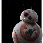 Star Wars: The Rise of Skywalker BB-8 Poster