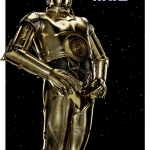 Star Wars: The Rise of Skywalker C-3PO Poster