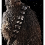 Star Wars: The Rise of Skywalker Chewie Poster