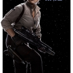 Star Wars: The Rise of Skywalker Rose Tico Poster