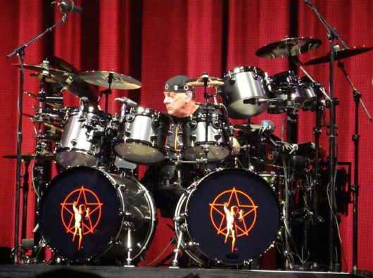 Neil Peart Rush drums