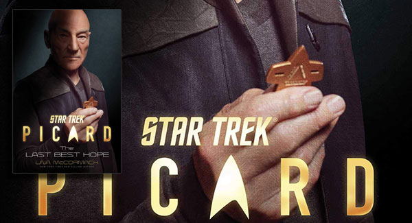 Star Trek: Picard: The Last Best Hope cover banner