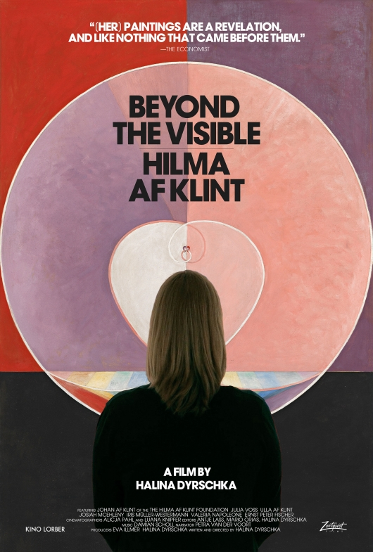 Beyond the Visible: Hilma af Klint movie poster