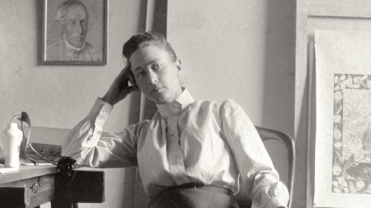 Hilma Af Klint photo Beyond the Visible