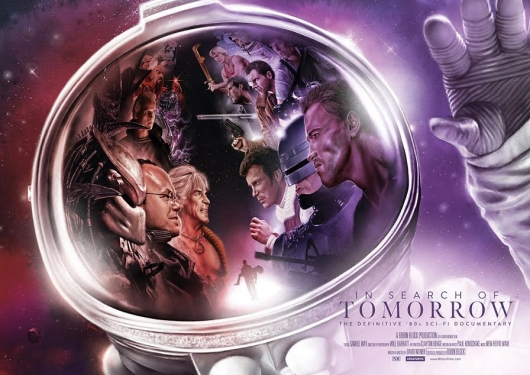 In Search of Tomorrow: The Definitive '80s Sci-Fi Documentary banner