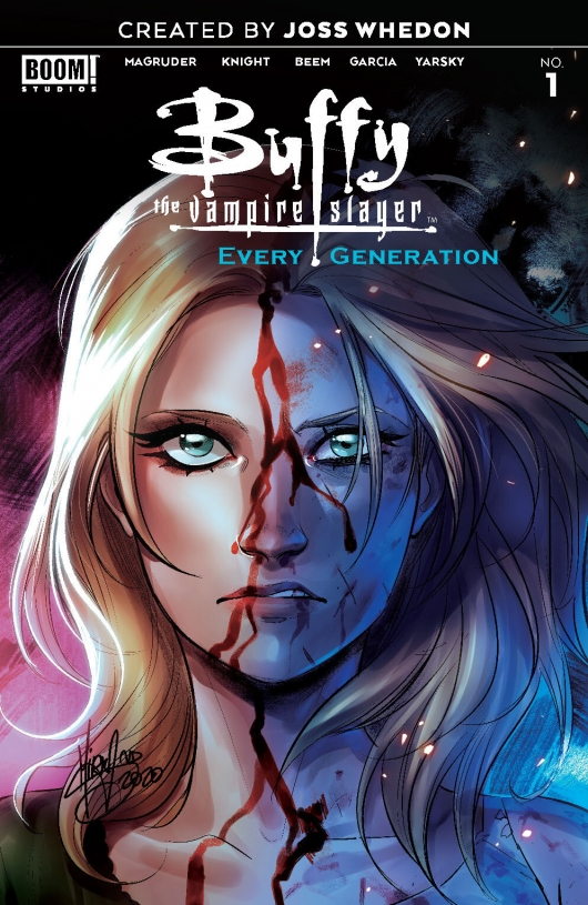 Buffy The Vampire Slayer: Every Generation #1