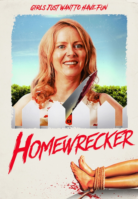 Homewrecker movie poster