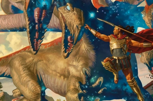 Dungeons & Dragons: Mythic Odysseys Of Theros header