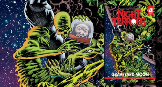 John Carpenter's Night Terrors: Graveyard Moon graphic novel