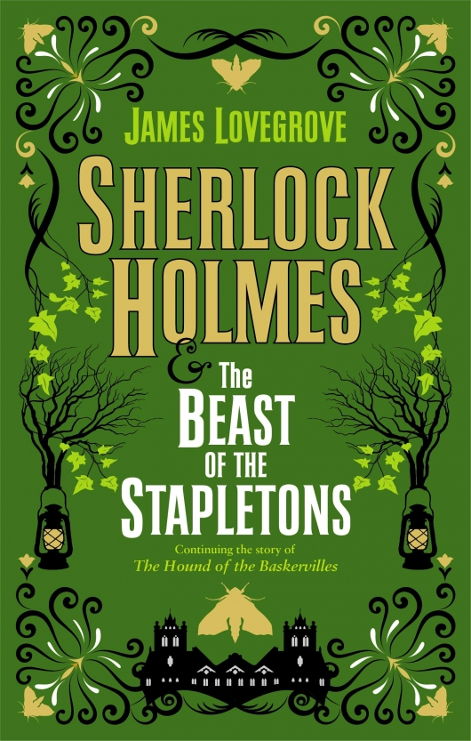 Sherlock Holmes and the Beast of the Stapletons cover