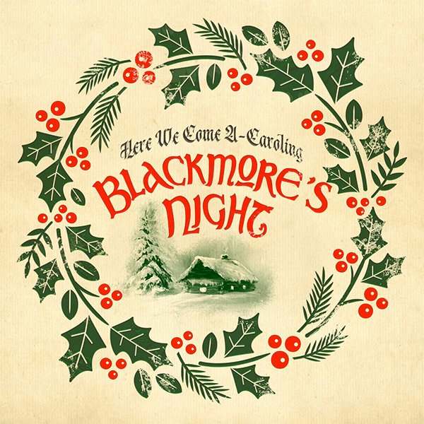 Blackmore's Night-Here We Come A-Caroling