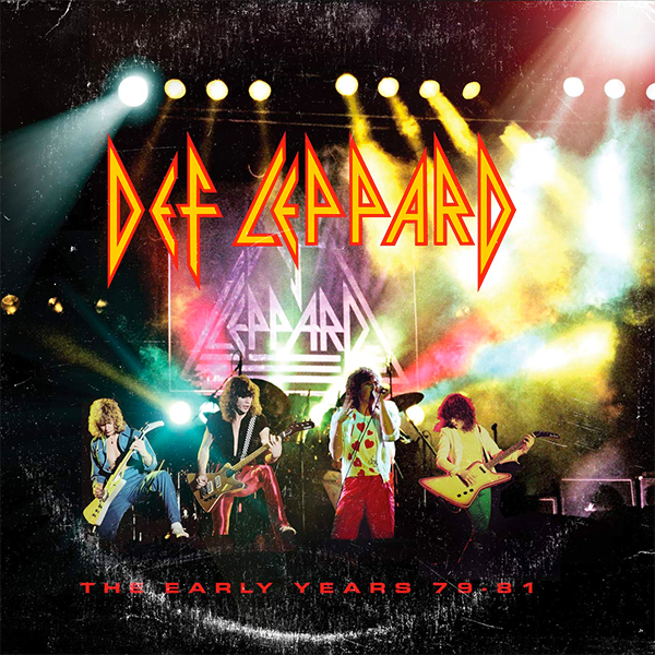 Def Leppard-The Early Years