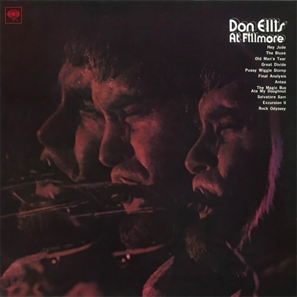 Don Ellis-Live at Fillmore