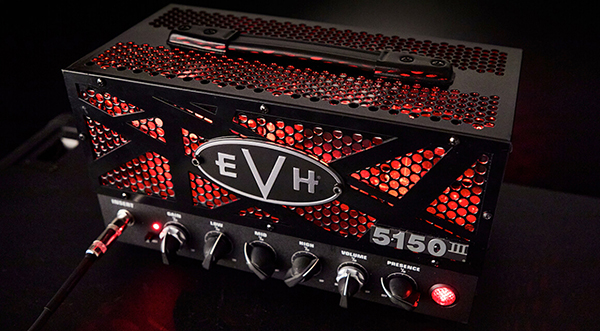 EVH 5150III LBX-S 15 Watt Tube Head
