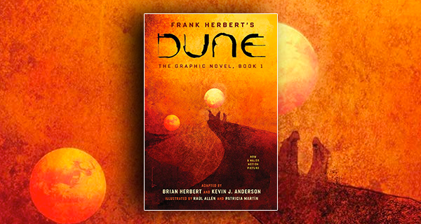Frank Herberts Dune Graphic Novel, Book 1