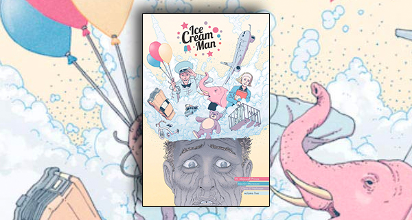 Ice Cream Man, Vol. 5: Other Confections
