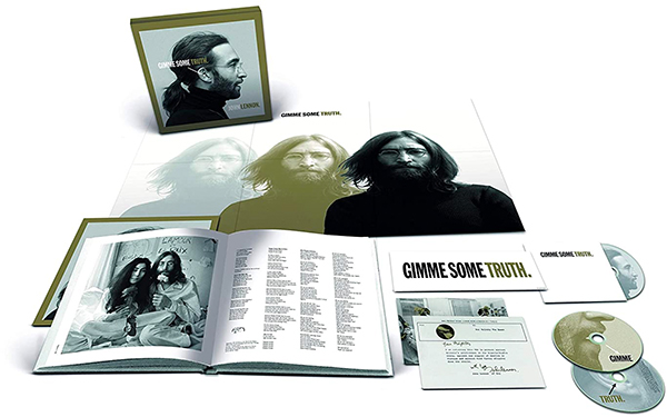 John Lennon-Give Me Some Truth