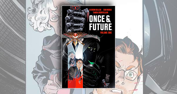 Once and Future, Vol. 1