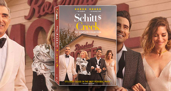 Schitt's Creek The Complete Collection Blu-ray