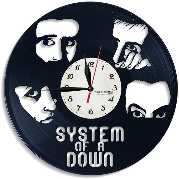 System Of A Down-Clock