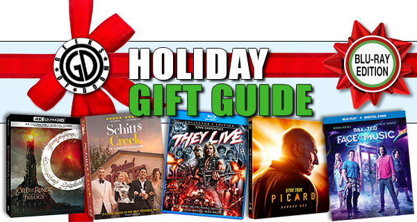 Holiday Blu-ray Gift Guide 2020
