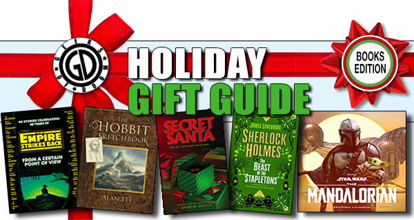Holiday Book Gift Guide 2020