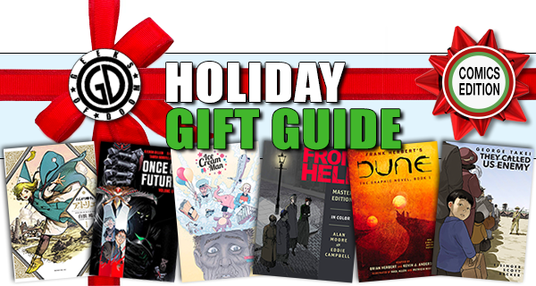 Holiday Comics Gift Guide 2020
