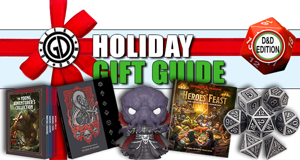 Holiday Dungeons and Dragons Gift Guide 2020