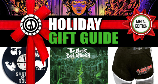 Holiday Metal Gift Guide 2020