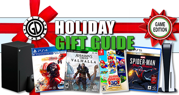 Holiday Game Gift Guide 2020