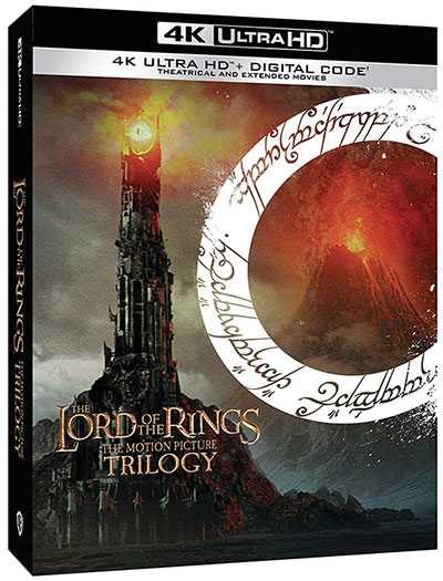 Lord of the Rings: The Motion Picture Trilogy 4K