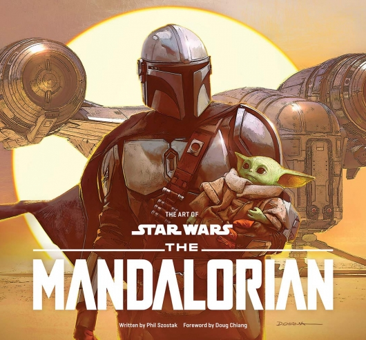 The Art of Star Wars: The Mandalorian Season 1