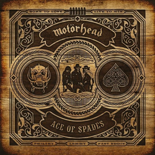 Motorhead Ace Of Spades 40th anniversary