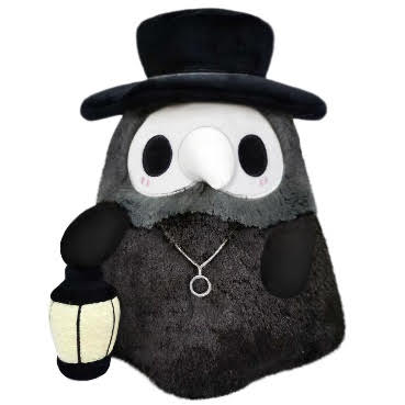 Squishable Mysterious Doctor Plague