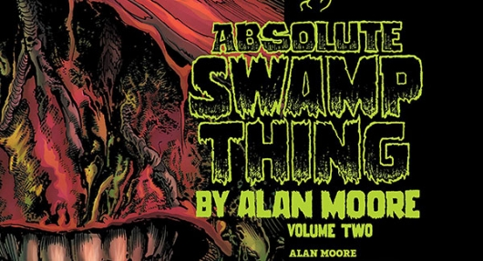 Alan Moore Absolute Swamp Thing Vol. 2 banner