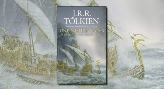 Tolkien Unfinished Tales Illustrated Edition