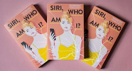 Siri, Who Am I? book cover banner