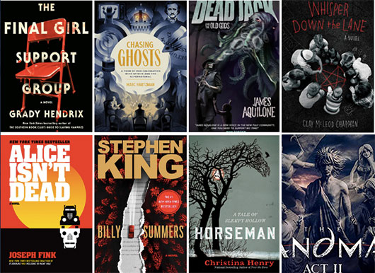 Fall 2021 Book Recommendations
