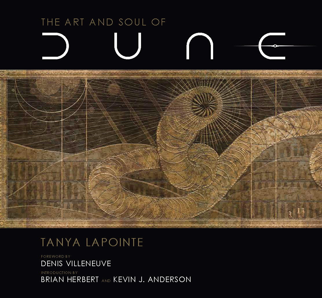 The Art and Soul of Dune book cover