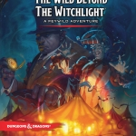 Dungeons & Dragons: The Wild Beyond the Witchlight standard cover